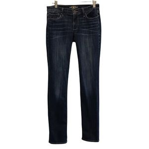 Lucky Brand Sweet Straight women's blue jeans size 2/26
